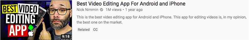 Best App Thumbnail