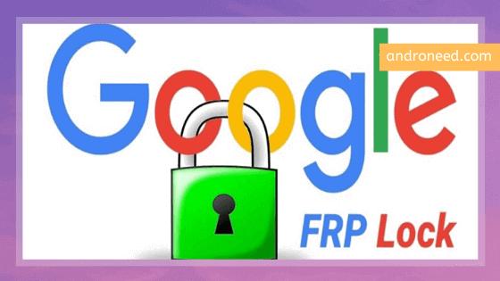 google samsung frp lock