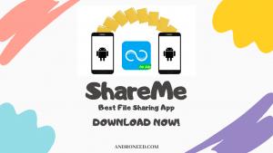 Share Me APP | Mi Drop APK| Share Me/Mi Drop For PC Download