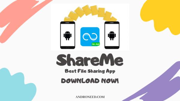 ShareMe apk share me app mi drop apk