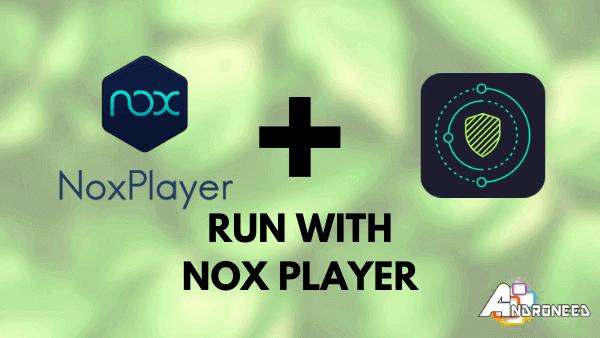 CM VPN WITH NOX PLAYER