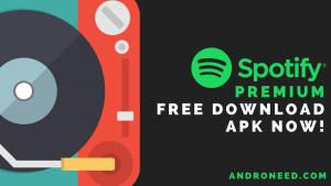 Spotify Premium Apk Download | Free Spotify Cracked Apk [Mod]
