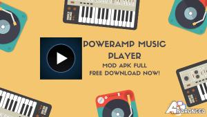 Poweramp Mod Apk [FULL][LATEST] Free Download 2020